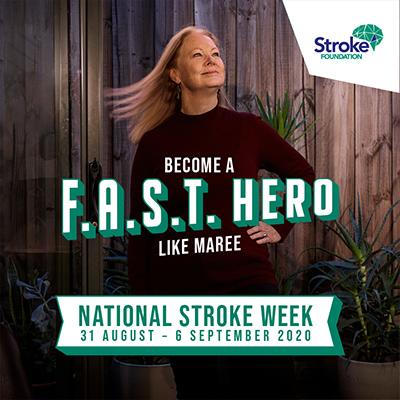 National Stroke Week IG