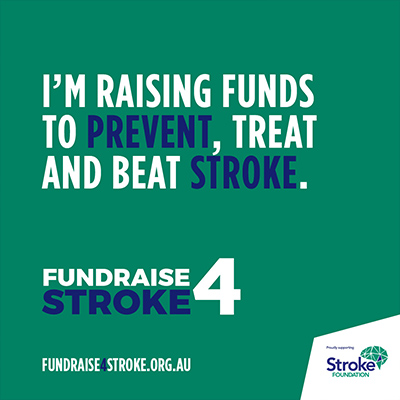 Fundraise 4 Stroke IG Green